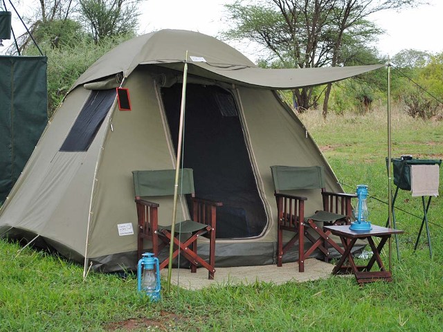 Camping-safaris
