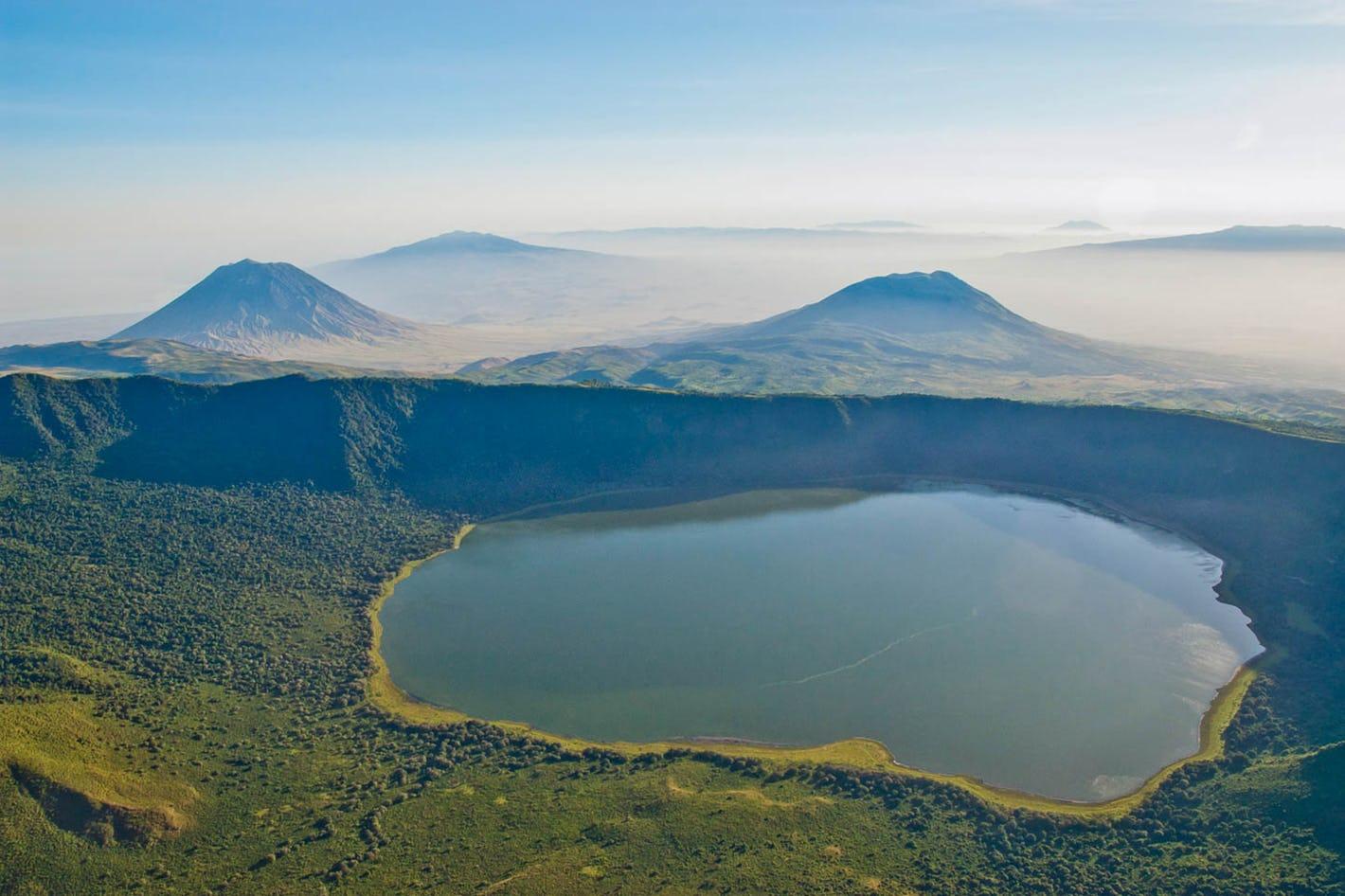 Tanzania-Ngorongoro