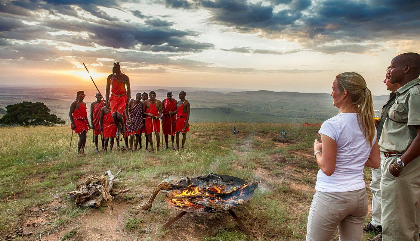 Tanzania_NorthSerengeti__BeyondUnderCanvasMaasaiDancing