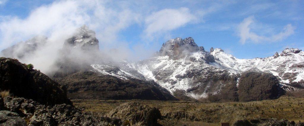 Mt Kenya day hike
