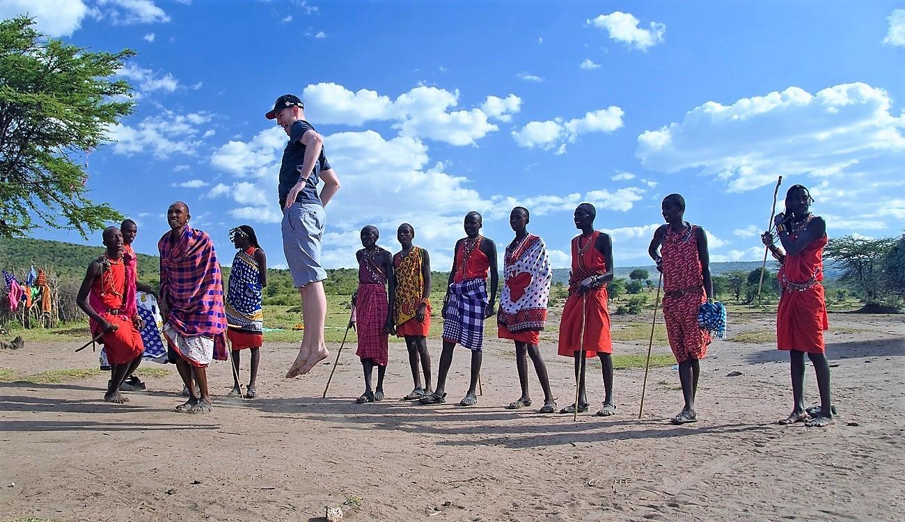 nairobi masai village tour