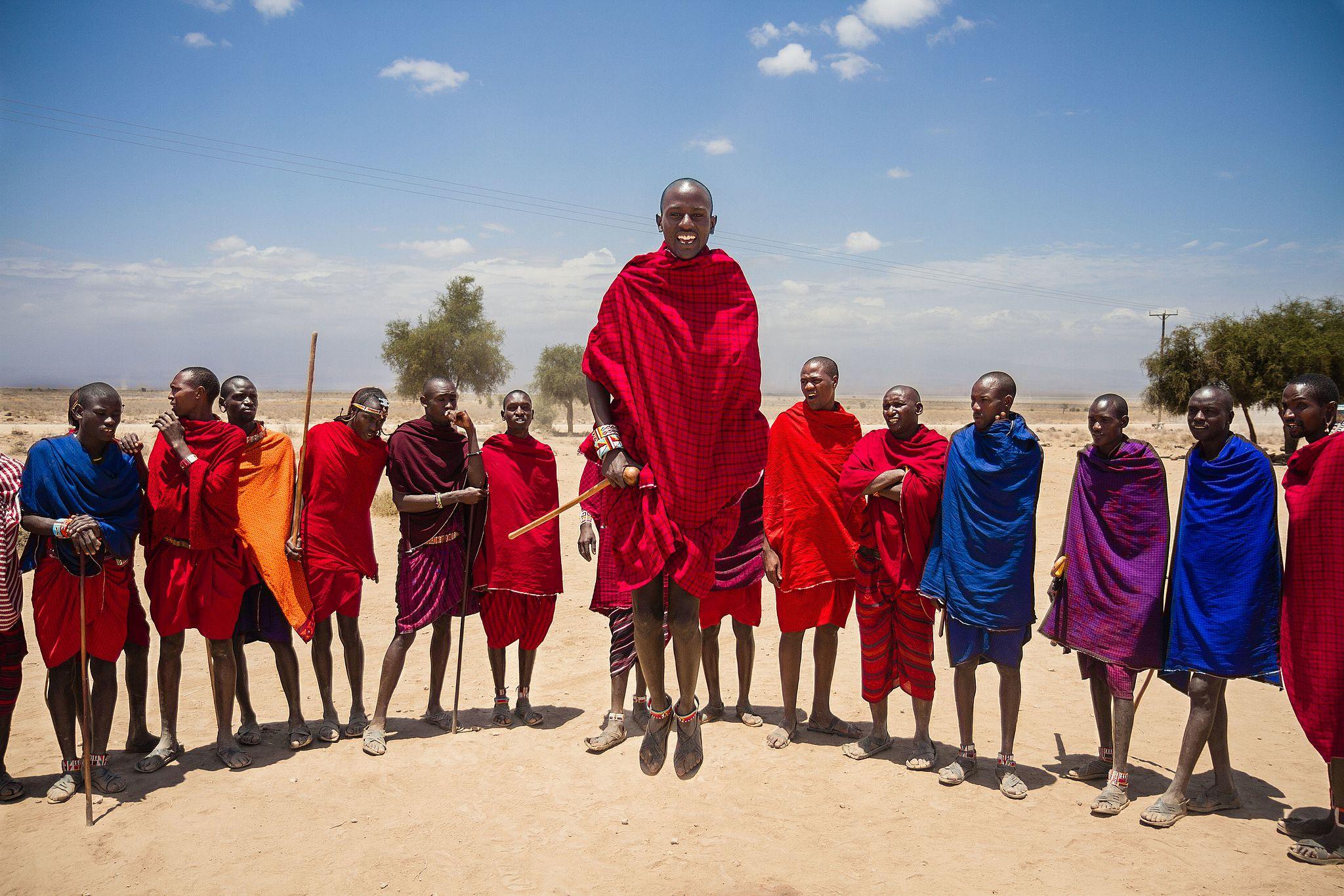 Nairobi Masai Village Day Tours