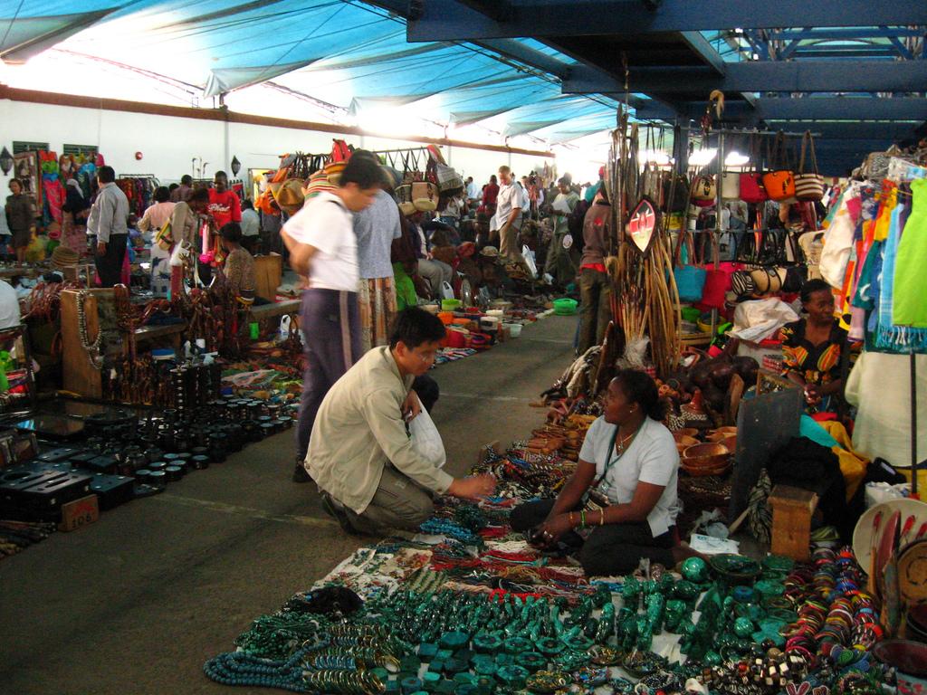 a-shopper-at-a-maasai-market-by-meaduva